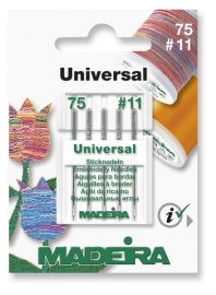 Tikkimisnõelad 5x75 Madeira