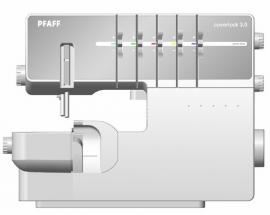Overlokk PFAFF Coverlock 3.0