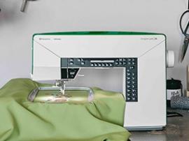 Tikkimis- ja õmblusmasin Husqvarna Viking Jade 35