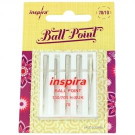 INSPIRA® trikotaaznõelad 75x5tk.