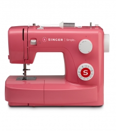 Singer Simple 3223 punane õmblusmasin
